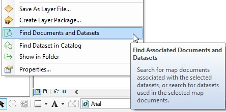 XTools Pro Help - Find Documents and Datasets